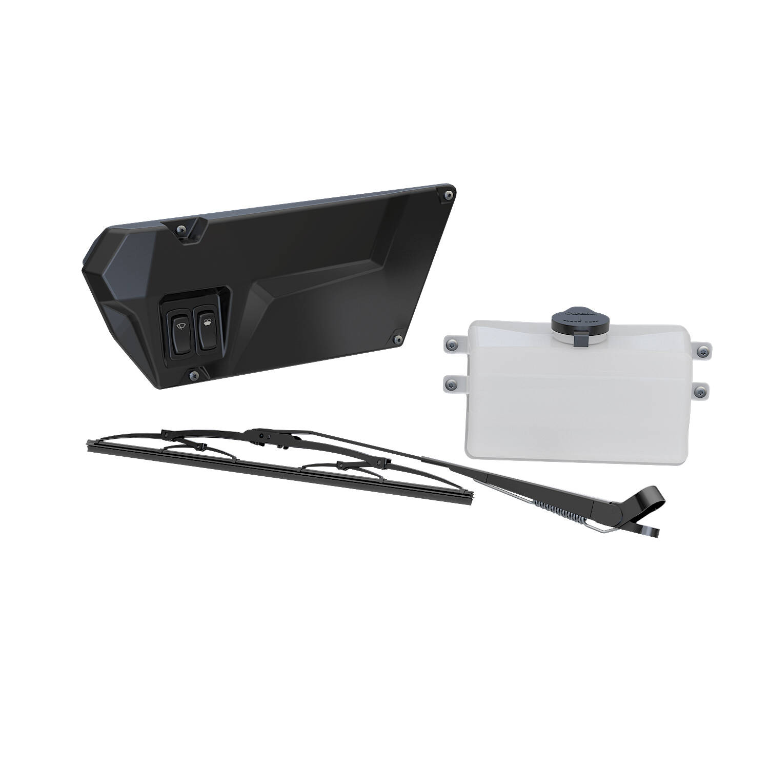 Windshield Wiper & Washer System