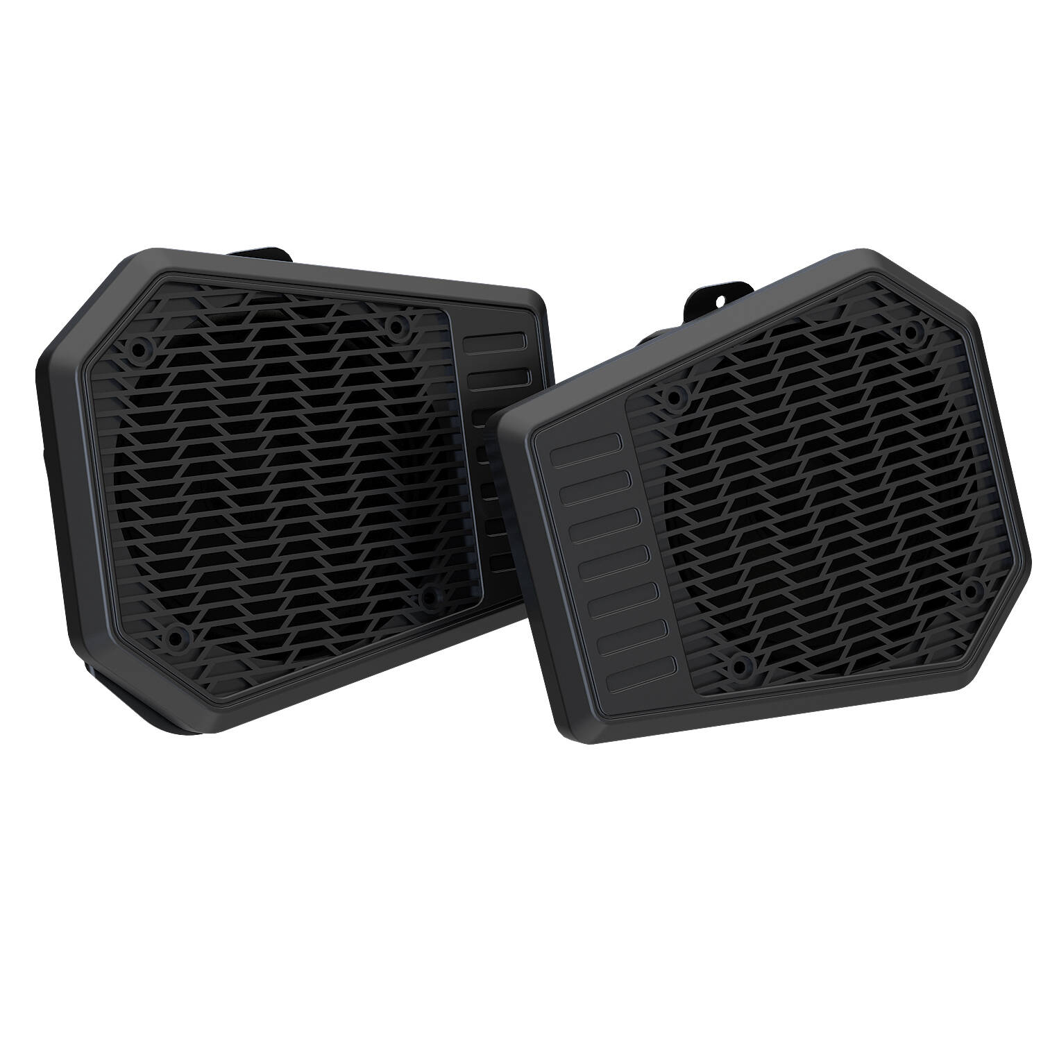 """Off-Road Audio - 2 x 6.5"""" 2-Way Rear Roof Speakers by MB Quart®"""