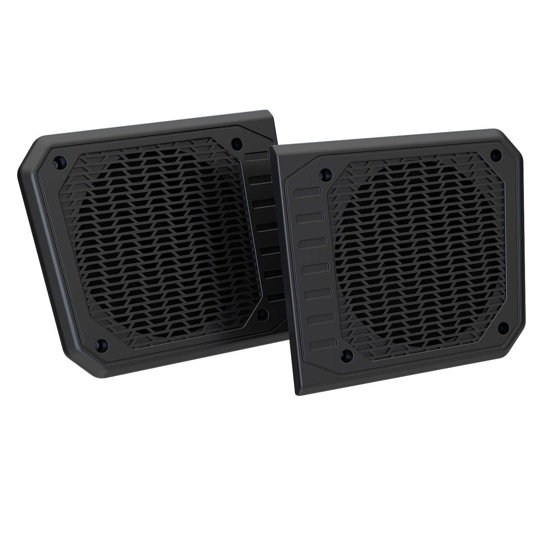 """2 x 6.5"""" 2-Way Door Speakers by MB Quart®"""