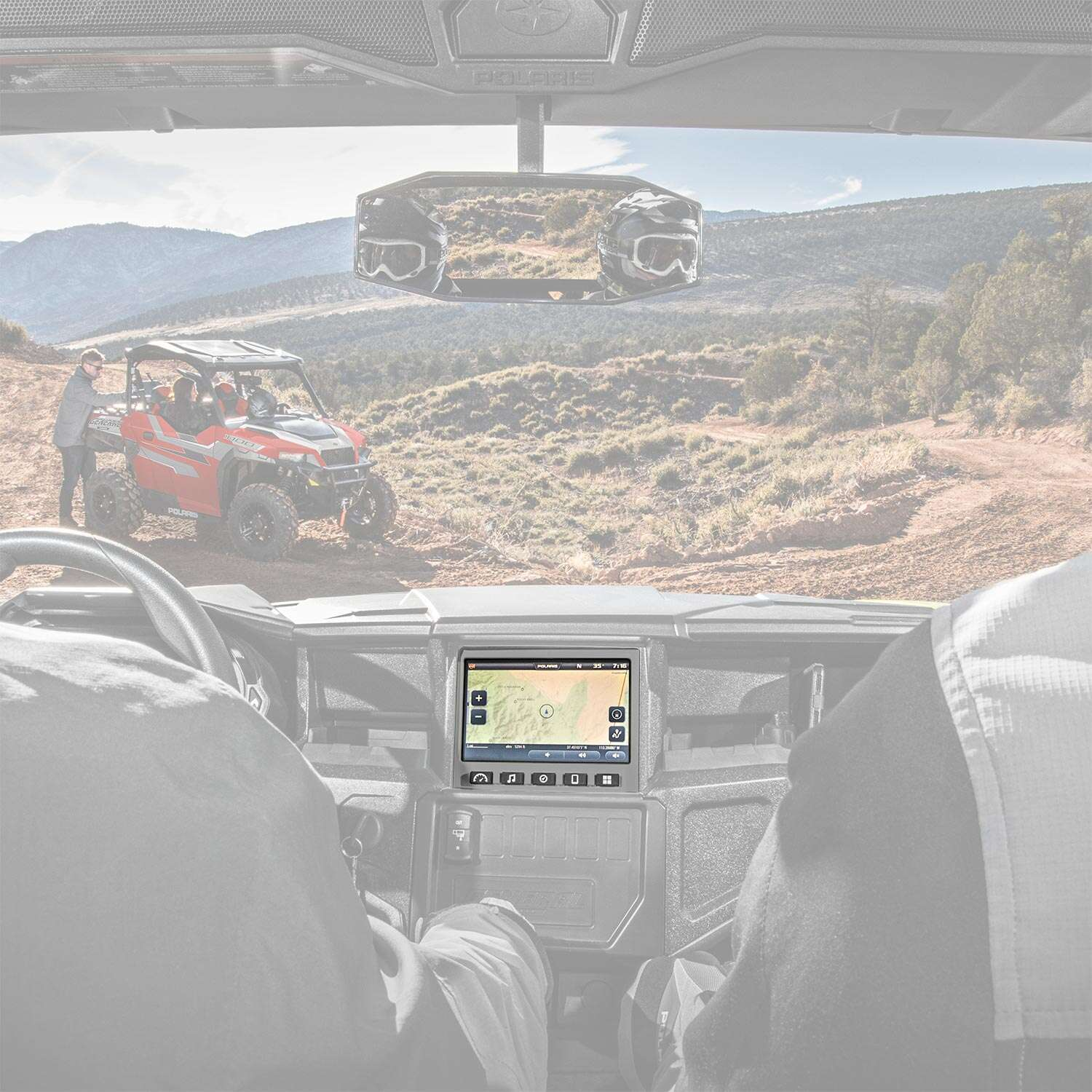 RIDE COMMAND® Installation Kit without Audio | Polaris GENERAL