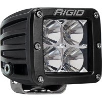 Rigid® D-Series Flood LED Light