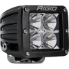 Rigid® D-Series Pro Flood LED Light - Image 1 of 3