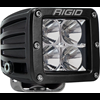 Rigid® D-Series Pro Flood LED Light - Image 1 of 2