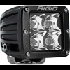Rigid® D-Series Pro Spot LED Light - Image 1 of 2