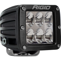 Rigid® D-Series Pro Driving LED Light