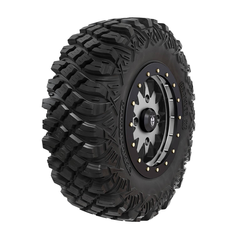 "Pro Armor® Wheel & Tire Set: Halo - Accent & Crawler XG - 30"""