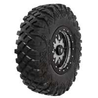 Pro Armor® Wheel & Tire Set: Halo - Accent & Crawler XR - 32""