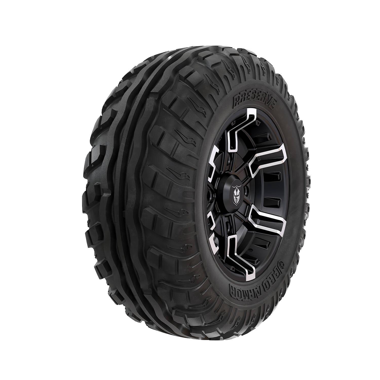 "Pro Armor® Wheel & Tire Set: Buckle - Accent & Preserve™ - 27"""
