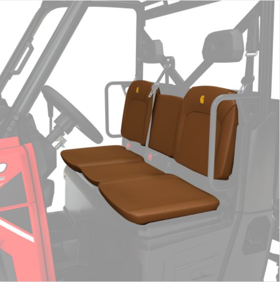 Polaris Ranger Carhartt Seat Covers