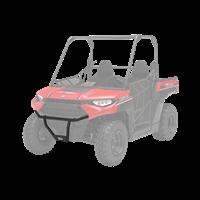 Front & Rear Brushguard Set