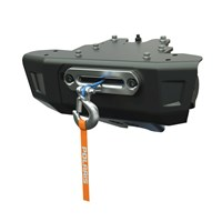 Polaris PRO HD 4,500 Lb. Winch with Rapid Rope Recovery