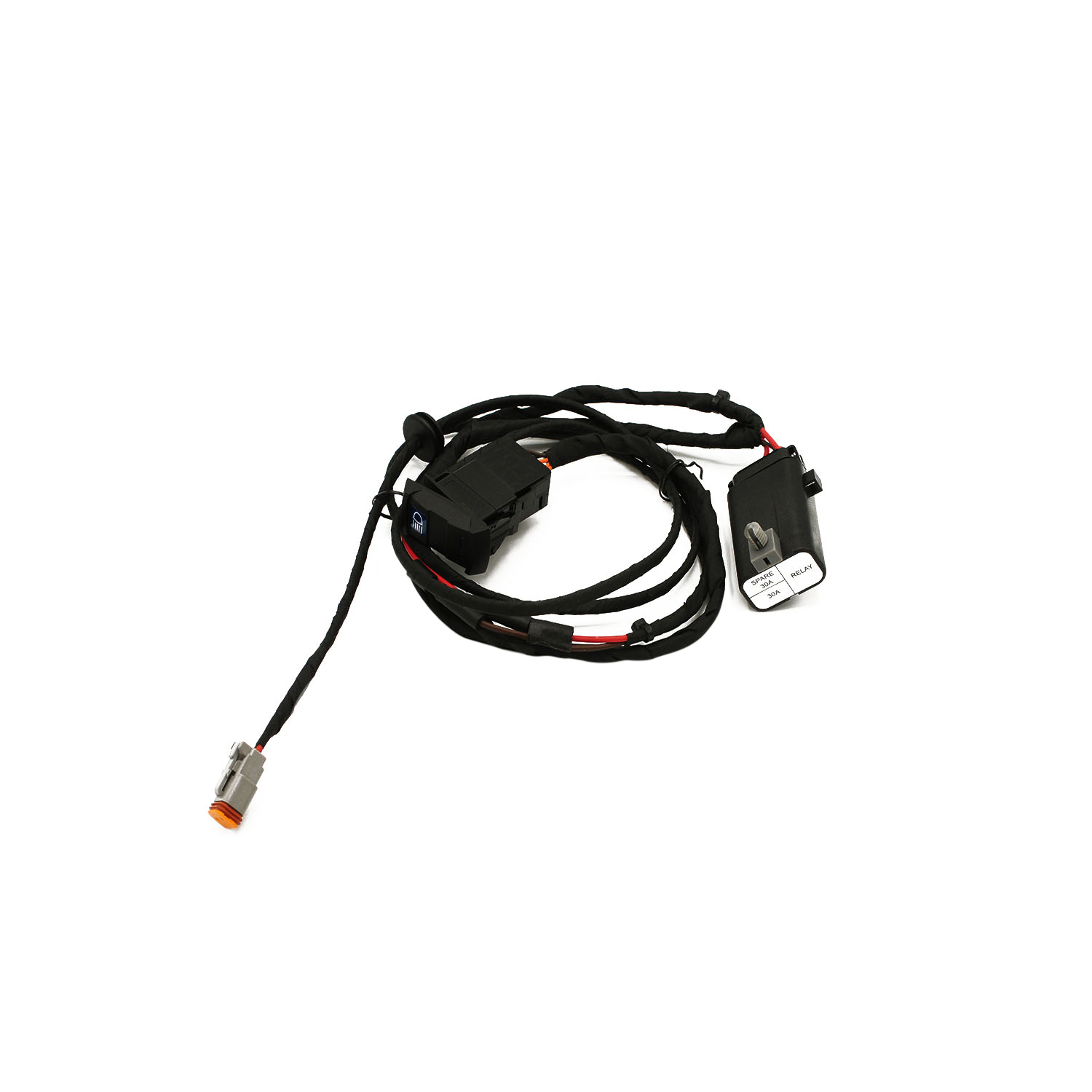 polaris pulse™ wiring harness 1 led light high beam light bar wiring diagram polaris 800 tail light wiring harness