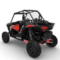 Lock & Ride® Rear Panel - Poly