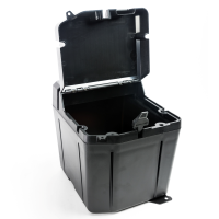 Dual Bin Under Seat Dry Storage Box