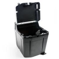 Dual Bin Under Seat Dry Storage Box