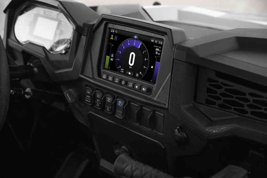 "Ride Command® 7"" Display"