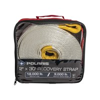 """2""""x 30' 18,000 Lb Recovery Strap, Part 2884033"""