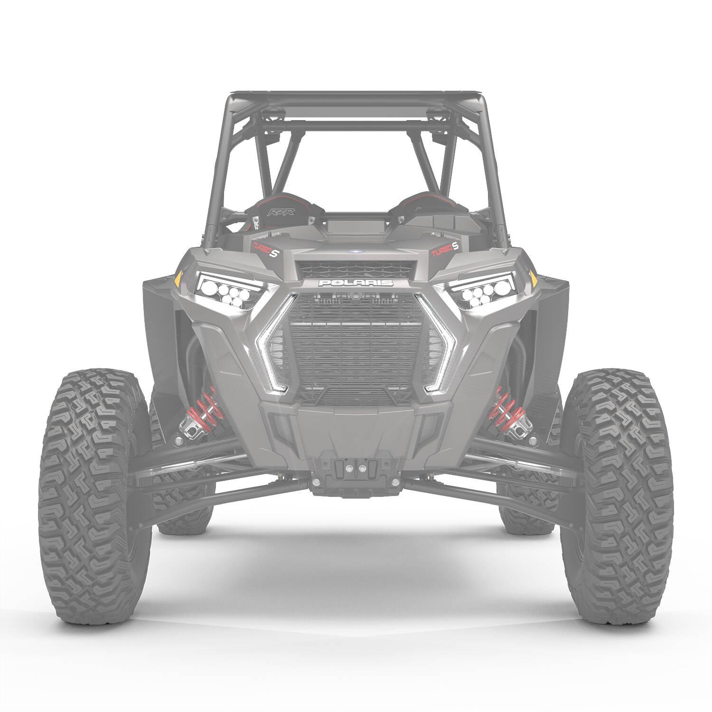 2880500 New OEM Polaris Ranger Ace Sportsman RZR General Red Accent Light Kit