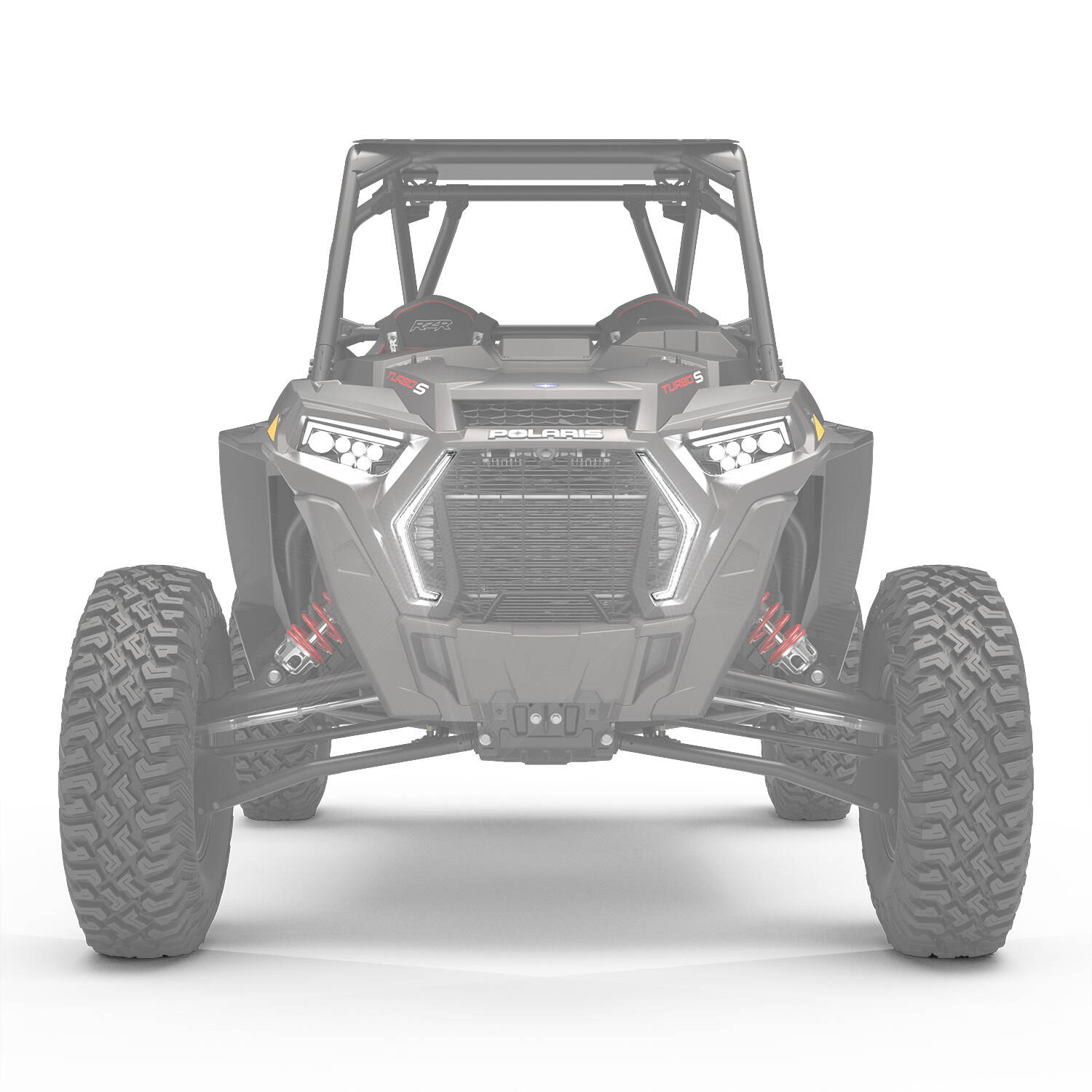 Fang Accent Light Kit - Front/Rear