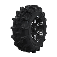 "Pro Amor® Wheel & Tire Set: Mud XC - Buckle - Accent - 29""R14"