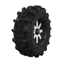 "Pro Amor® Wheel & Tire Set: Mud XC - Amplify - Accent - 29""R14"