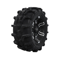 Pro Armor® Wheel & Tire Set: Buckle & Mud XC, 27R14