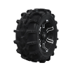 "Pro Amor® Wheel & Tire Set: Mud XC - Buckle - Accent - 27""R14 - Image 1 of 5"