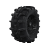 "Pro Amor® Wheel & Tire Set: Mud XC - Buckle - Matte Black - 27""R14 - Image 1 of 5"