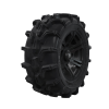 "Pro Amor® Wheel & Tire Set: Mud XC - SIXR - Matte Black - 27""R14 - Image 1 of 5"