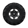 "Pro Amor® Wheel & Tire Set: Mud XC - SIXR - Matte Black - 27""R14 - Image 5 of 5"
