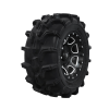"Pro Amor® Wheel & Tire Set: Mud XC - Shackle - Accent - 27""R14 - Image 1 of 5"