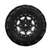 "Pro Amor® Wheel & Tire Set: Mud XC - Shackle - Accent - 27""R14 - Image 5 of 5"