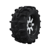 "Pro Amor® Wheel & Tire Set: Mud XC - Amplify - Accent - 27""R14 - Image 1 of 5"