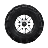 "Pro Amor® Wheel & Tire Set: Mud XC - Amplify - Accent - 27""R14 - Image 5 of 5"