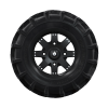 "Pro Amor® Wheel & Tire Set: Mud XC - Amplify - Matte Black - 27""R14 - Image 5 of 5"