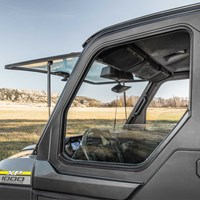 Lock & Ride Full Tip-Out Windshield - Glass
