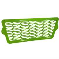 Painted Front Grille - Envy Green
