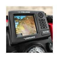 Lowrance GPS Mount- Black