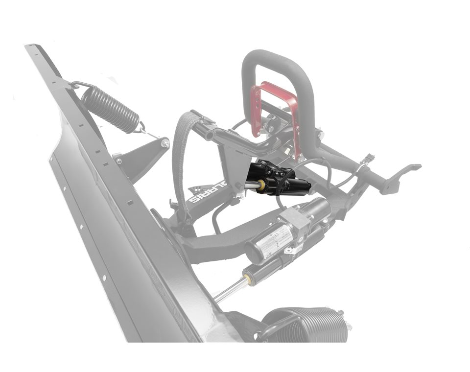 Glacier Pro Hd Plow Hydraulic Lift System