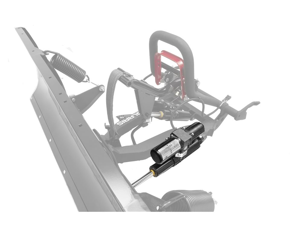Glacier® Pro HD Plow Hydraulic Angle System