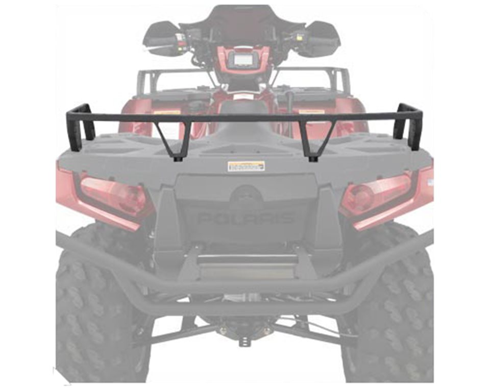 Rear rack extender black polaris sportsman en ca rear rack extender black publicscrutiny Gallery