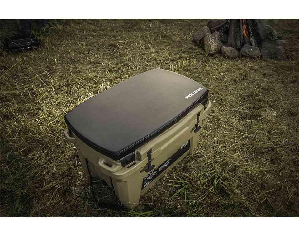 polaris northstar cooler seat cushion 60 qt polaris. Black Bedroom Furniture Sets. Home Design Ideas