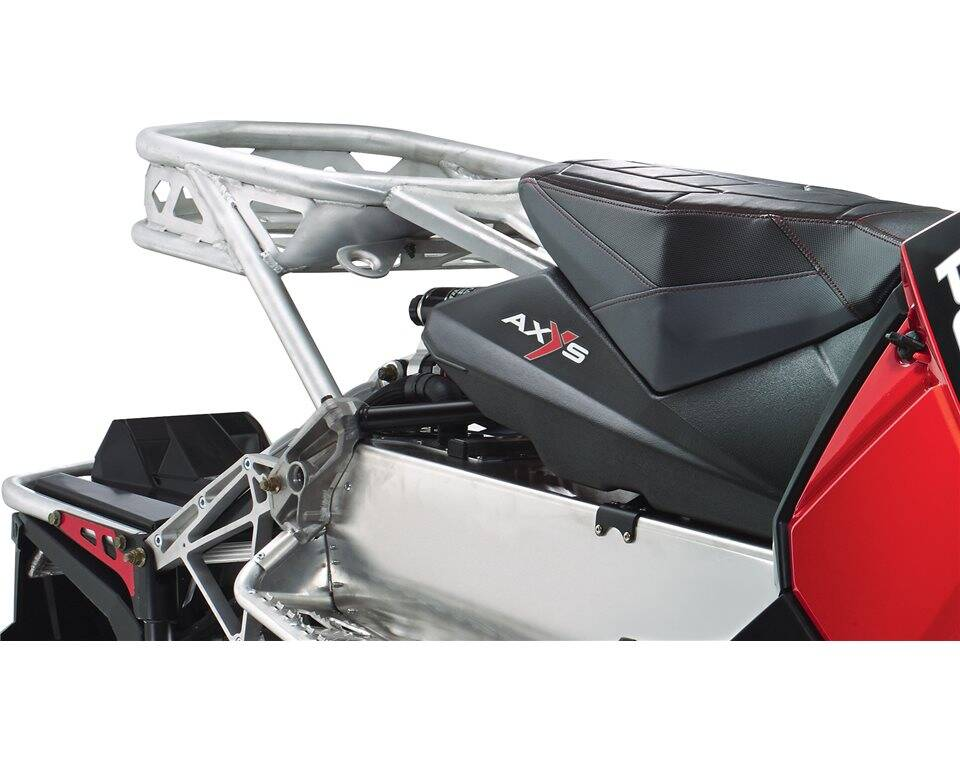 PRO-FIT Snowmobile Cargo Rack - Aluminum