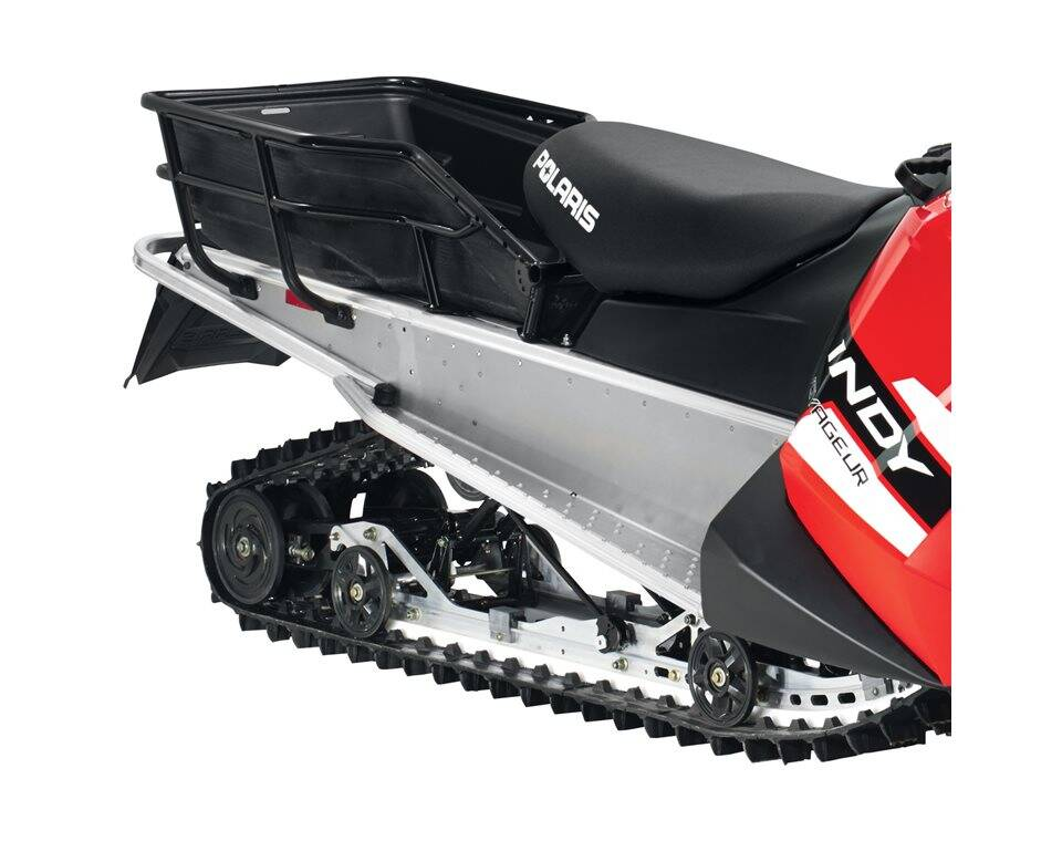 Voyageur 155 Extreme Snowmobile Rear Rack Liner