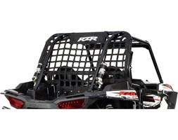 Rear Race Net- Black