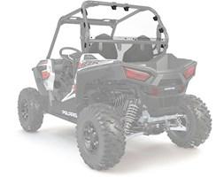 Lock & Ride® Poly Rear Panel
