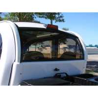 Rear Window Insert by Polaris® GEM®