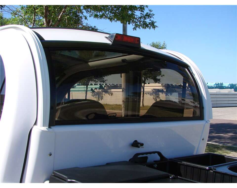 Rear Window Insert