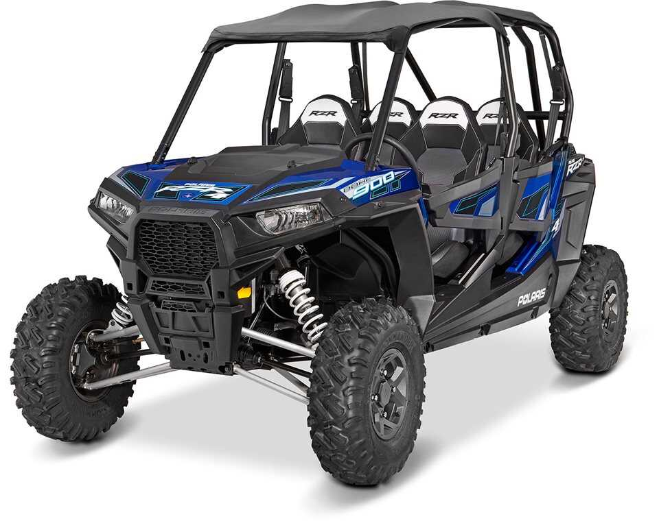 Polaris Side By Side >> Canvas Roof Polaris Rzr