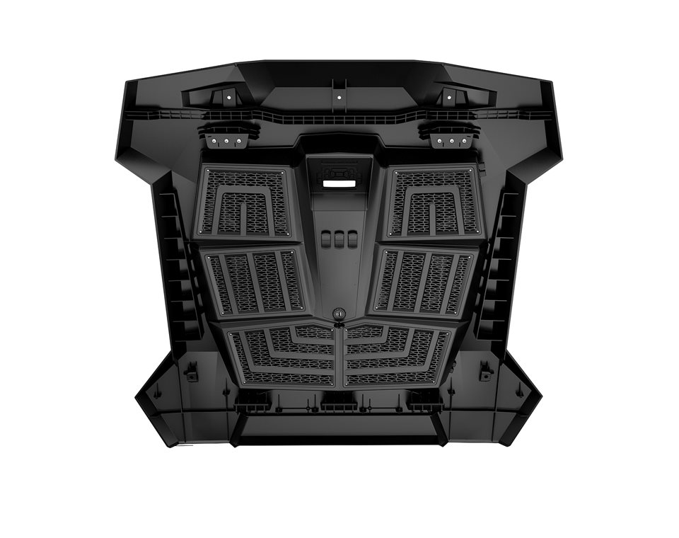 Rzr 1000 Dimensions >> RZR® S4 Audio Roof- by MB Quart | Polaris RZR